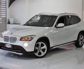 BMW X1 2.0 16V TURBO GASOLINA SDRIVE20I 4P AUTOMÁTICO 2012/2013