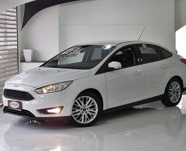 FORD FOCUS 2.0 SE PLUS SEDAN 16V FLEX 4P POWERSHIFT 2015/2016
