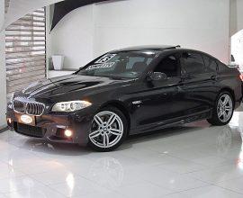 BMW 528i 2.0 M SPORT 16V GASOLINA 4P AUTOMÁTICO 2012/2013