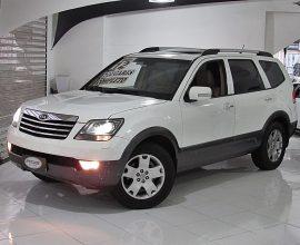 KIA MOHAVE 3.8 4X4 V6 24V GASOLINA 4P AUTOMÁTICO 2011/2012