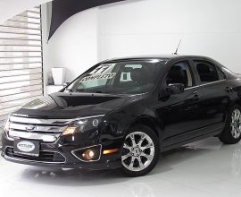 FORD FUSION - 2011/2011 3.0 SEL FWD V6 24V GASOLINA