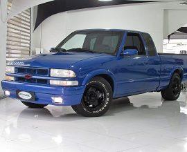 CHEVROLET SS 4.3 10 4X2 CE V6 GASOLINA 2P AUTOMÁTICO 1995/1995