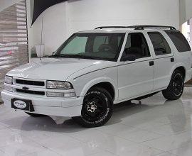 GMC BLAZER 4.3 SFI JIMMY 4X2 V6 12V GASOLINA 4P AUTOMÁTICO 1995/1995