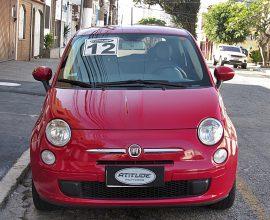 Fiat 500 1.4 Cult Flex 3p 2011/2012