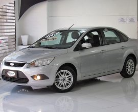 Ford Focus Sedan 2.0 Glx Flex Aut. 4p 2013/2013