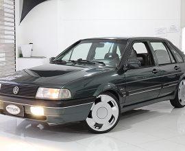 Volkswagen Santana 2.0 Glsi 8v Gasolina 4p Manual 93/94