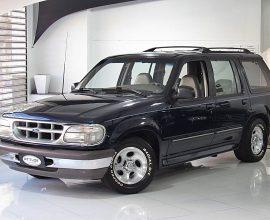 Ford Explorer 4.0 Xlt 4x2 V6 Gasolina 4p Automático 1996/1996