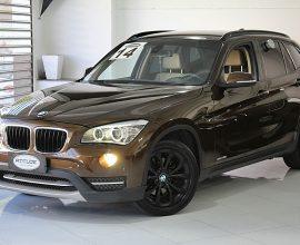 BMW X1 2.0 16V GASOLINA SDRIVE18I 4P AUTOMÁTICO 2013/2014