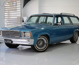 Chevrolet Malibu Wagon 1979/1979