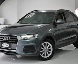 AUDI Q3 1.4 TFSI ATTRACTION GASOLINA 4P S TRONIC 2016/2017