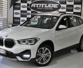BMW X1 2.0 16V TURBO ACTIVEFLEX SDRIVE20I 4P AUTOMÁTICO 2019/2020
